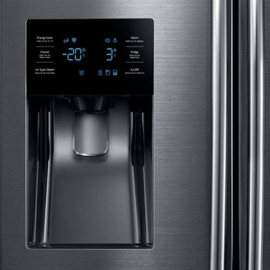 GE Electric frigorificos neveras códigos de error instrucciones
