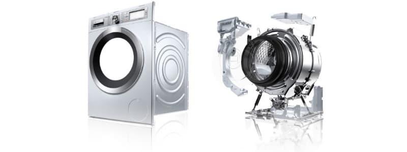 12 fallas y averías más comunes en lavadoras