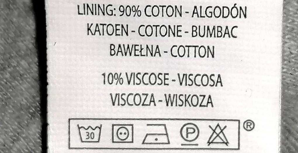 Símbolos de secado y planchado en las etiquetas de ropa
