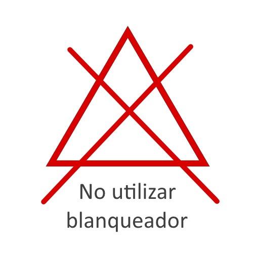 Significado de los Símbolos en etiquetas para no blanqueadores ©GMCService