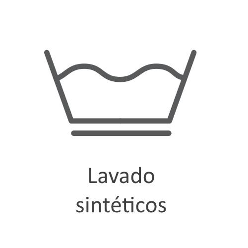 Significado de los Símbolos en etiquetas para lavado sintéticos ©GMCService