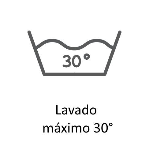 Significado de los Símbolos en etiquetas para lavado máximo 30º ©GMCService